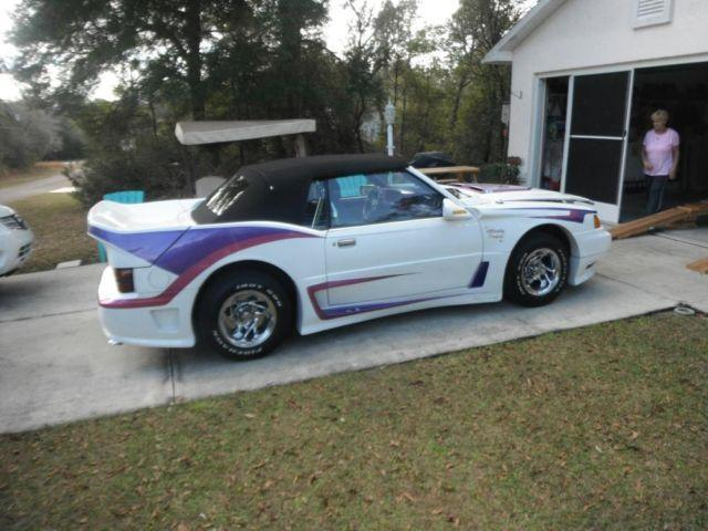 83 Ford Mustang Cov Fox Body Kit For Sale In Dunnellon