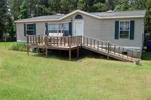 3 Bedroom 2 Bath Mobile Home On 3 7 Acres Land Meridian Lauderdale County For Sale In
