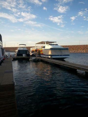 85 2001 Sumerset Houseboat For Sale In Peoria Arizona