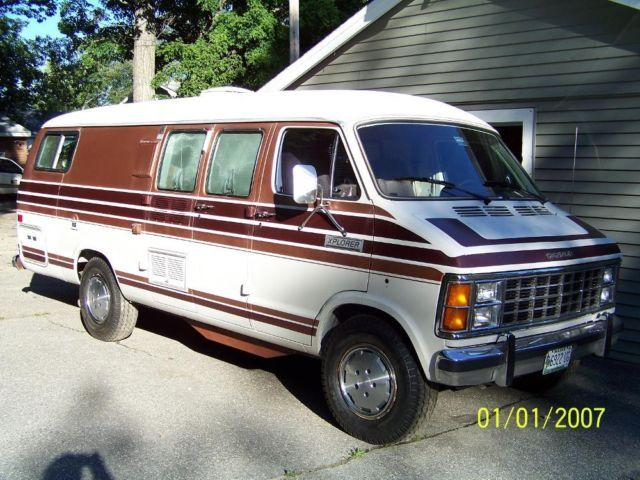 85 Dodge Class B in Augusta Maine, reduced 9/20!!!!!