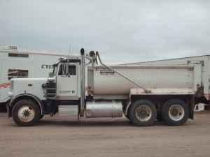 85 peterbilt 359 dump truck broomfield for sale in denver colorado classified. Black Bedroom Furniture Sets. Home Design Ideas