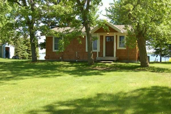 2br 900ft lake ida 2bdrm 1bath cabin for sale in for Minnesota lake cabin for sale