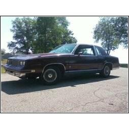 86 cutlass supreme fs ft for sale in hamilton ohio classified. Black Bedroom Furniture Sets. Home Design Ideas