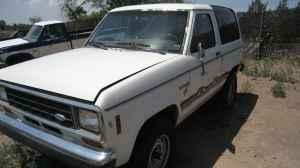 87 Bronco II V6 for PARTS Tri City