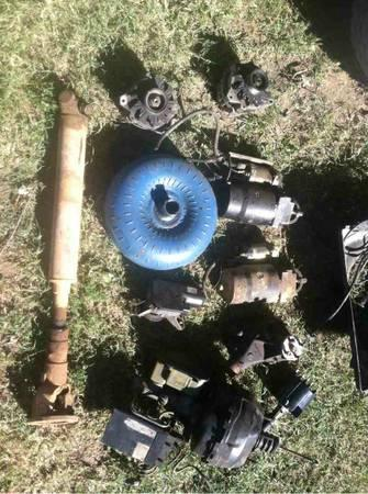 88-98 Chevrolet and GMC parts - $20