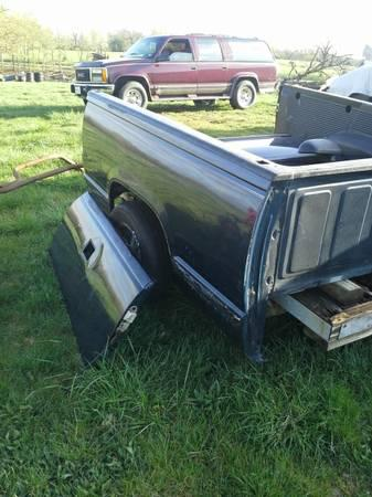 88 98 Chevy 6 5 Ft Truck Bed Amp Tailgate For Sale In