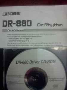 Boss dr 880