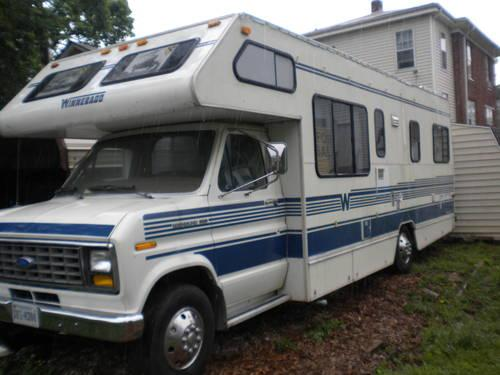 89, 90 winnebago warrior 27ft for Sale in Roanoke ...