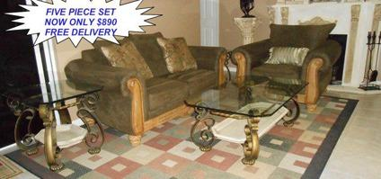 Living Room Sets  Sale on Tommy Bahama Style Living Room Set By Kevin Charles Furniture For Sale