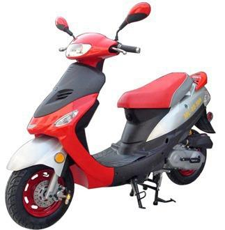 $899 New 50cc Scooter - Colors - FREE Layaway - Front