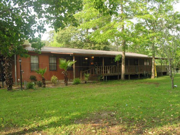 3br 3br 2ba Waterfront Home On Toledo Bend South