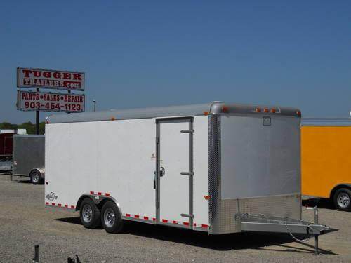 Enclosed Cargo Trailers Dallas TX http://greenville-tx.americanlisted.com/75402/trailers-mobile-homes/85x20-enclosed-cargo-car-hauler-trailer_22745231.html