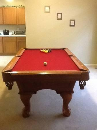Ft American Heritage Pool Table For Sale In Grand Prairie Texas - American heritage pool table prices
