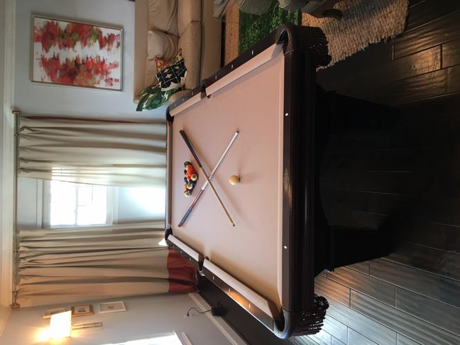 Sporting Goods For Sale In Greenville South Carolina New And Used - Brunswick bradford pool table