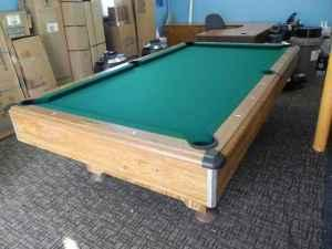 Ft CL Bailey Co Laminate Pool Table Pinconning For Sale In - Cl bailey pool table