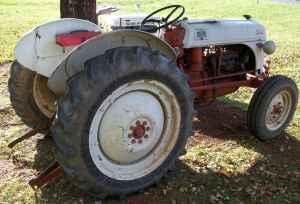 8N FORD TRACTOR - $2175 (CHINA GROVE)