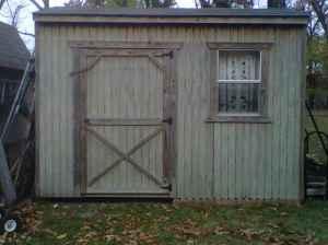 8x10 Storage Shed w/ Window - (W. Springfield) for Sale in Springfield