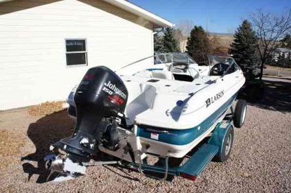$9,000 2000 Larson SEI 186 Fish & Ski (Rapid City)