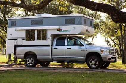 Obo 2007 Outfitter Pop Up Truck Camper For Sale In