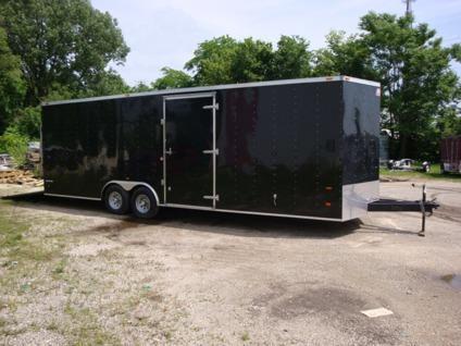 $9,699, Enclosed Car Trailer 8 5 x 26 feet