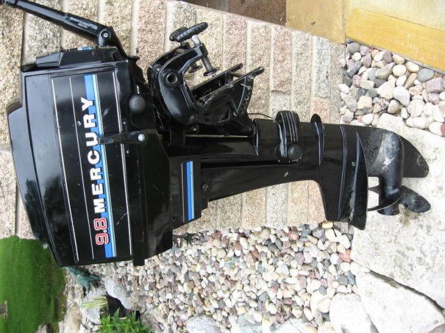 9 8 Mercury Outboard Motor For Sale In Oconomowoc Wisconsin Classified Americanlisted Com