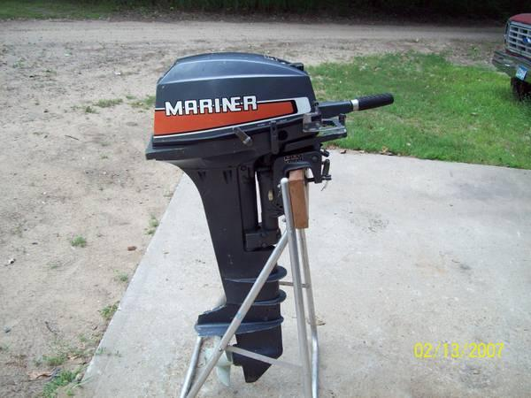 9 9 Hp Mariner Outboard For Sale In Brainerd Minnesota