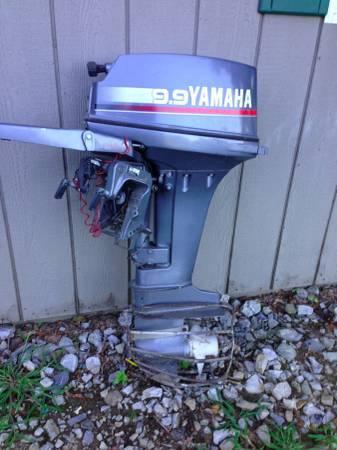 9 9 Yamaha Boat Motor For Sale In Avon Pennsylvania