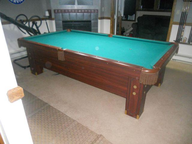 Ft Old Timer Global Competition Coinfree Play Pool Table And - Pool table stores in maryland