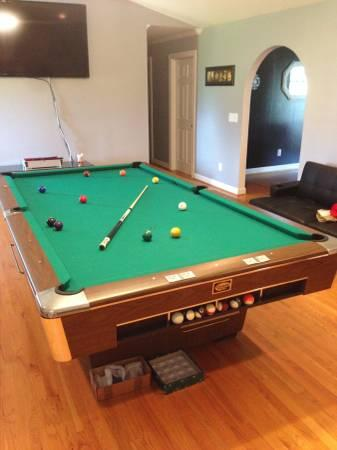 Gandy Drop Pocket Pool Table For Sale In Beulaville North - Pool table pocket shims
