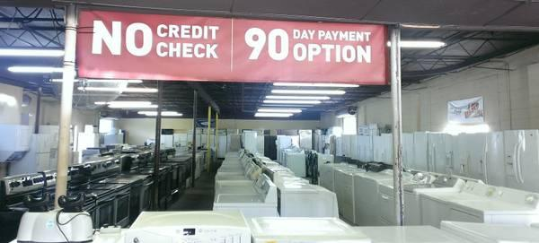 90 days same as cash program with no credit check come for Furniture 90 days same as cash