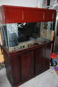 90 gallon drilled aquarium tank saltwater reef stand for 90 gallon fish tank stand