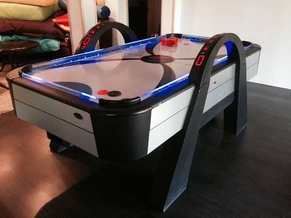 Sportcraft Turbo Air Hockey Table Retail Works Perfectly - Sportcraft turbo air hockey table