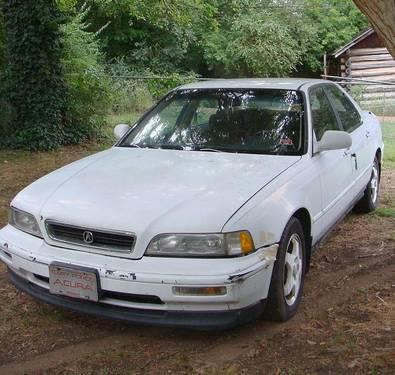 91 acura legend for parts 128k one owner for sale in nashville tennessee classified. Black Bedroom Furniture Sets. Home Design Ideas