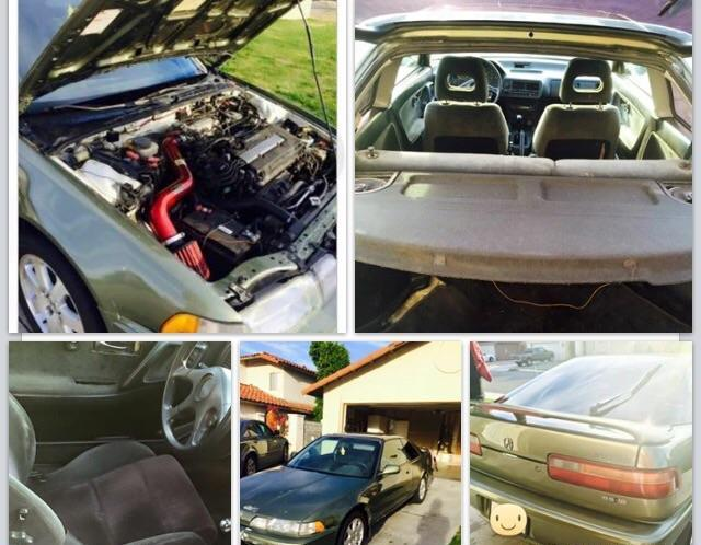 92 Acura Integra GSR For Sale In Coachella California