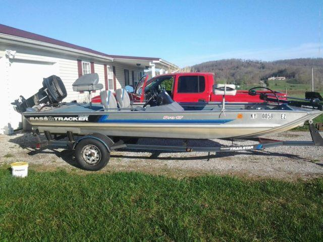 92 bass tracker obo for sale in science hill kentucky for Tracker outboard motor parts