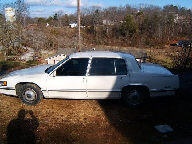 92 Cadillac Deville For Sale In Harriman Tennessee Classified