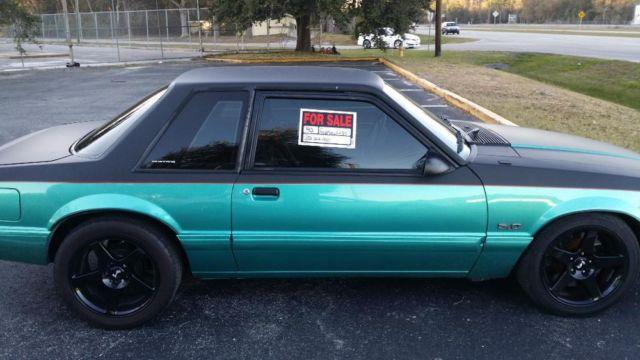 92 Ford Mustang Lx 5 0 Coupe For Sale For Sale In Alachua