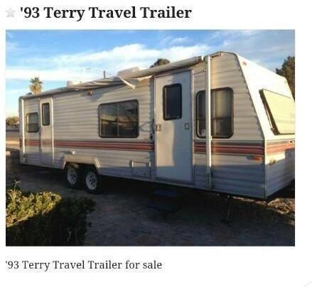 Travel Trailers Midland Tx