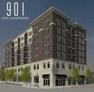 1br Luxury Loft Downtown Lawrence 901 New Hampshire