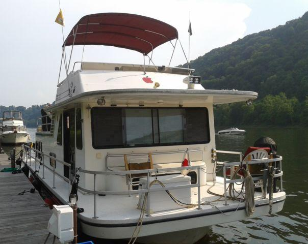 '94, 41' Gibson Houseboat in very good condition