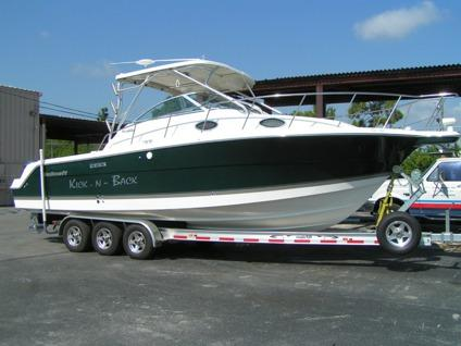 $94,900 2006 29' Wellcraft 290 Coastal
