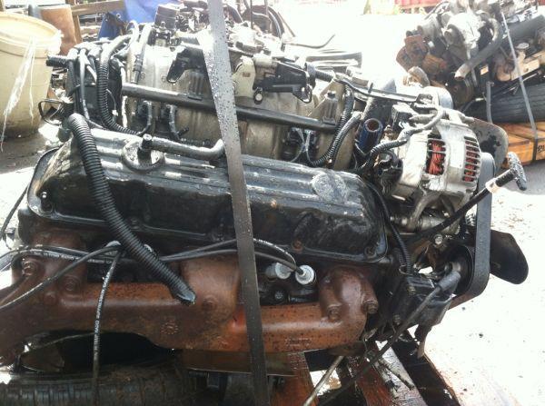 5.2 Dodge Engine >> 94 95 96 97 Dodge Ram 1500 Pickup Engine 5 2l 8 Cyl For