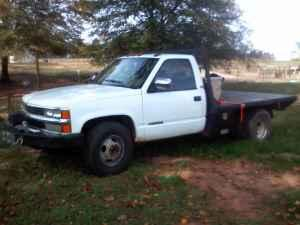 94 flatbed chevy Pickup