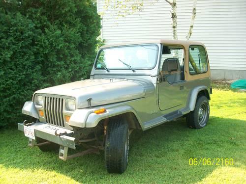 94 Jeep Wrangler YJ, 5.5