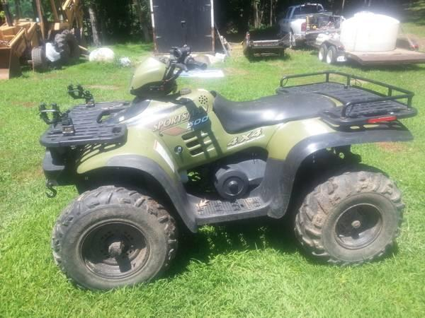 94 Polaris sportsmen 500 4x4 - $2500