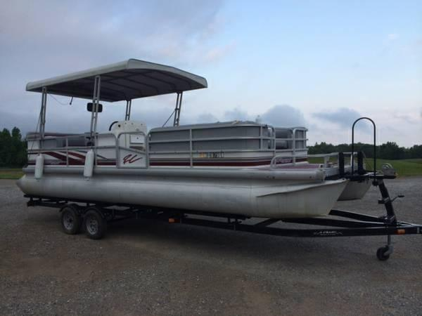 94 pontoon riviera cruiser 21 ft for sale in dickel tennessee classified americanlisted