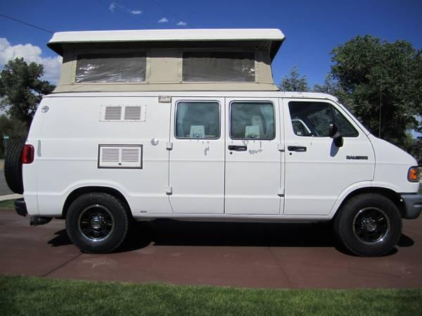 Carson City Dodge >> 94 SPORTSMOBILE CAMPER VAN - for Sale in Carson City ...