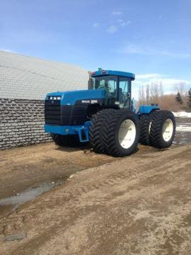 $95,000 1997 Ford New Holland 9682 Tractor