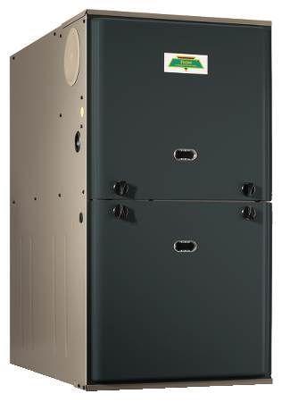 95.5% Gas Furnace 60,000 Btu. & 2-Ton 13-SEER A/C