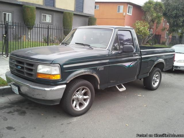 95 ford f150 ford pickup truck for sale in orange for 1998 ford f150 motor for sale